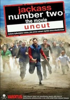 Jackass: Number Two (Uncut) DVD (used)