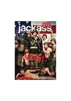 Jackass 2.5 (Uncut) - DVD (käytetty)