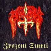 Amon - Zrození Smrti (CD, käytetty)
