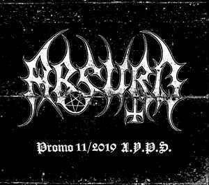 Absurd -  Promo 11/2019 A.Y.P.S. (CD, new)