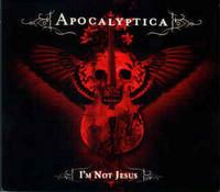 Apocalyptica – I'm Not Jesus (CD, single, käytetty)