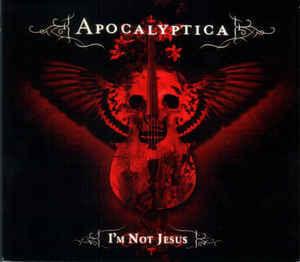 Apocalyptica – I'm Not Jesus (CD, single, used)