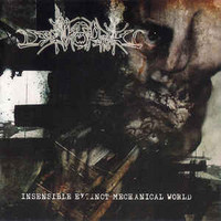 Depths Of Depravity – Insensible Extinct Mechanical World (CD, käytetty)