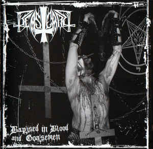 Beastcraft – Baptised In Blood And Goatsemen (CD, new)