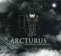 Arctutus -  Sideshow Symphonies (CD, käytetty)