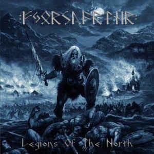 Fjorsvartnir – Legions Of The North (CD, käytetty)