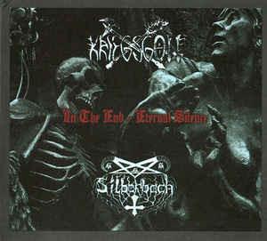Kriegsgott / Silberbach – In The End / Eternal Silence (CD, new)