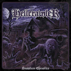 Hellcrawler ‎– Sandstorm Chronicles (CD, new)