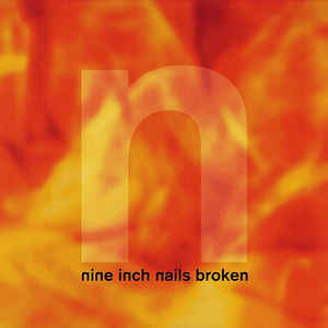 Nine Inch Nails – Broken (CD, EP, used)