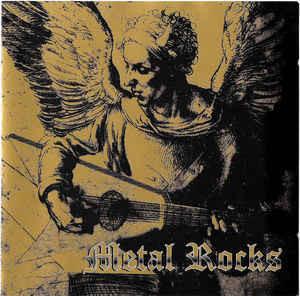 Various – Metal Rocks (CD, käytetty)