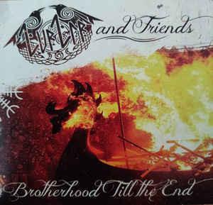 Zurzir And Friends – Brotherhood Till The End (CD, uusi)