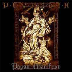 Ulvhedin – Pagan Manifest (CD, new)
