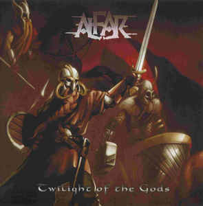 Alfar ‎– Twilight Of The Gods (CD, new)
