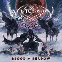 Winterhymn ‎– Blood & Shadow (CD, new)