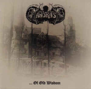 Andras – ... Of Old Wisdom CD (new)