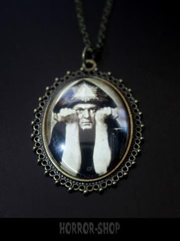 Crowley necklace, big