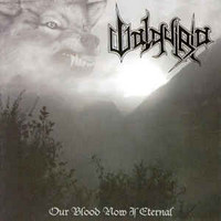 Walquiria ‎– Our Blood Now Is Eternal (CD, new)