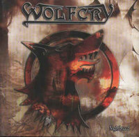 Wolfcry ‎– Nightbreed (CD, new)