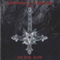 Various ‎– Visionaries Of The Macabre, Volume 2-An Evil Elite (CD, new)