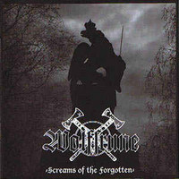 Wolfsrune ‎– Screams Of The Forgotten (CD, new)