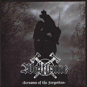 Wolfsrune – Screams Of The Forgotten (CD, uusi)