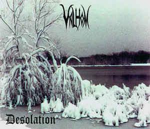 Valhom – Desolation (CD, new)