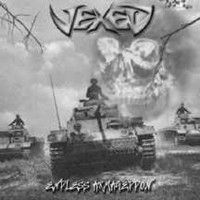 Vexed ‎– Endless Armageddon (CD, new)