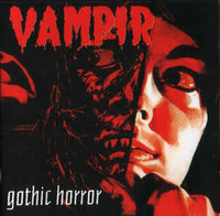 Vampir ‎– Gothic Horror (CD, used)
