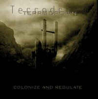 Terrodrown ‎– Colonize And Regulate (CD, new)