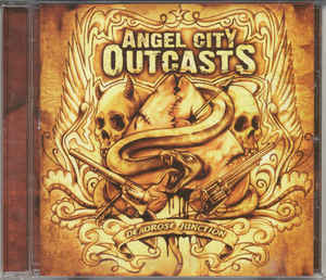 Angel City Outcasts – Deadrose Junction CD (used)