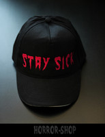Stay sick cap
