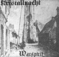 Kristallnacht ‎– Warspirit (CD; new)