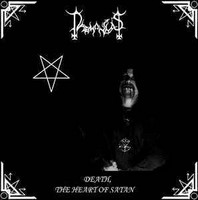 Daemonlust ‎– Death, The Heart Of Satan (LP, new)