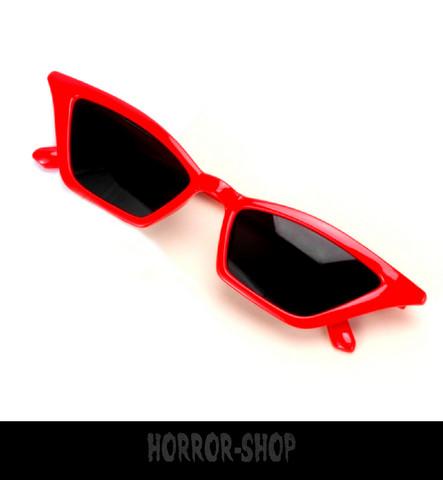 Red Devil sunglasses