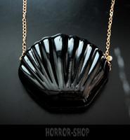 Black pearl handbag