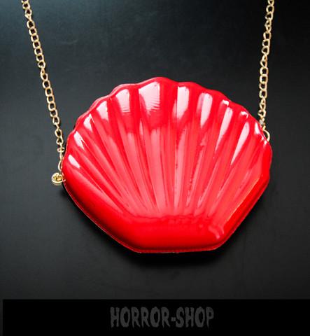 Audrey (punainen) käsilaukku