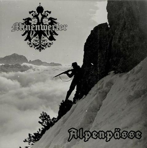 Minenwerfer – Alpenpässe (CD, uusi)