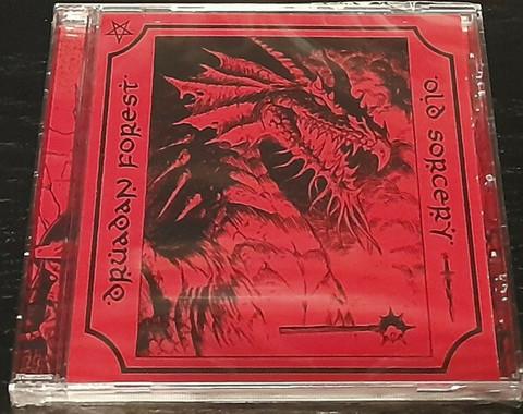 Druadan Forest / Old Sorcery – Druadan Forest / Old Sorcery (CD, new)
