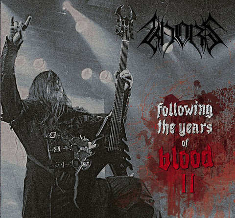 Khors – Following The Years Of Blood II (CD, uusi)