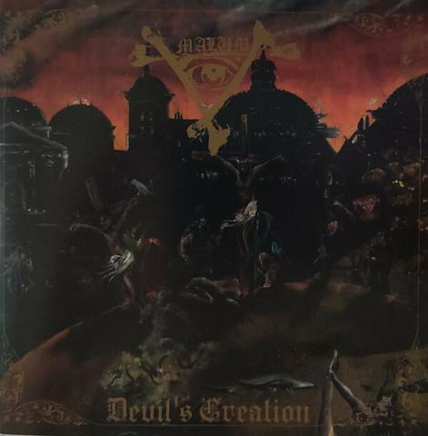 Malum – Devil's Creation (CD, new)