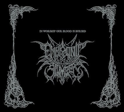 Embryonic Slumber – In Worship Our Blood Is Buried (CD, new)