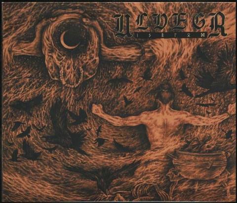 Ulvegr – Isblod (CD, new)