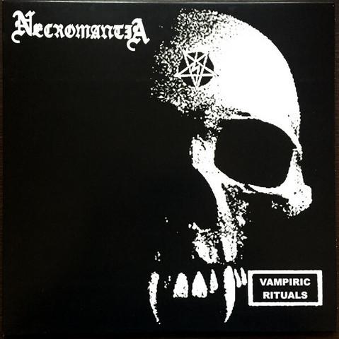 Necromantia – Vampiric Rituals (CD, new)