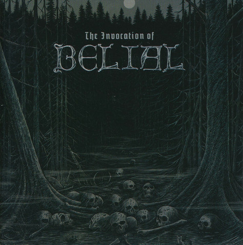 Belial – The Invocation Of Belial (CD, new)
