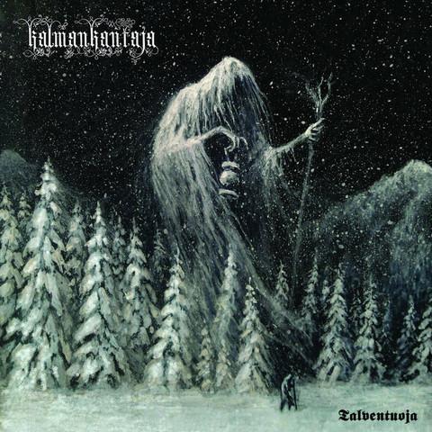 Kalmankantaja - Talventuoja (LP, new)