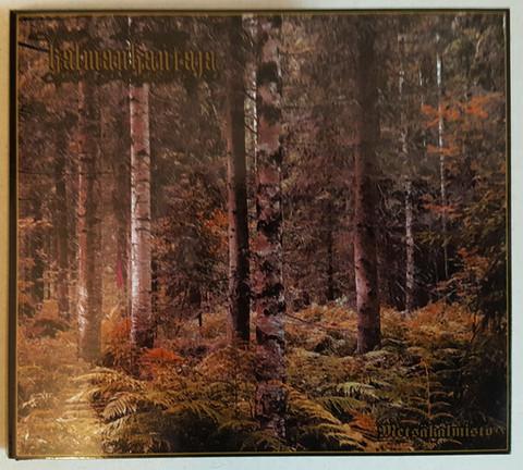 Kalmankantaja – Metsäkalmisto (LP, uusi)