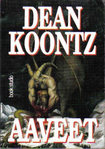 Dean Koontz - Aaveet (used)