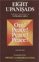 Eight Upanishads, with the Commentary of Sankara (used)