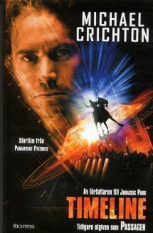 Aikamatka - Michael Crichton (käytetty)