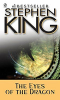 The Eyes of the Dragon by Stephen King (käytetty)